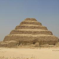 2007年5月 エジプト旅行3-3(メンフィス・サッカラ・ダハシュール)