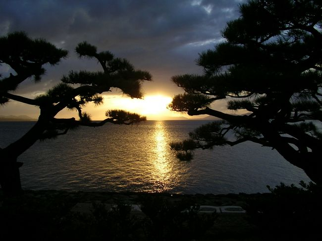 山陰・山陽をぐるりと回ってみました。本日は3日目。大山から始まり、境港〜美保関〜松江〜宍道湖とまわってきました。
