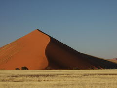 南アフリカ五ヶ国周遊4 ナミビアの砂漠へ