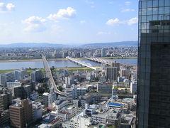 毎年のお盆は近場で1泊◆2006年ウェスティンホテル大阪