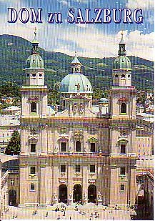 Salzburg/市街散策 Nr.1