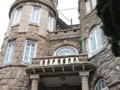 2006暮、中国旅行記11(4):12月8日(3)青島・花石楼、青島市内散策