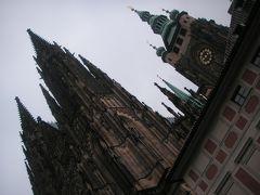 萌え~な旅☆ウィーン&プラハ:プラハ城に、萌え。