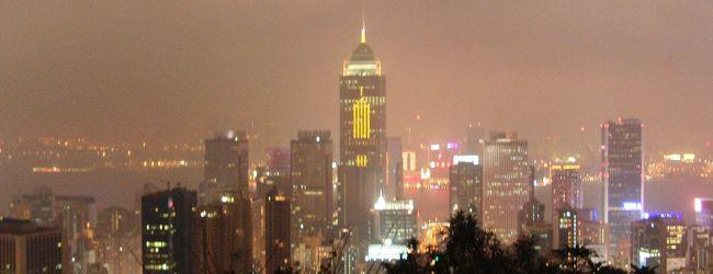 バンコクの帰りにちょっと「香港」