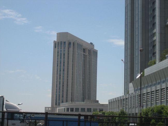 ゆりかもめ・台場駅直結。<br />東京から一番近いリゾート、<br />ホテル グランパシフィック メリディアンに<br />行ってきました♪
