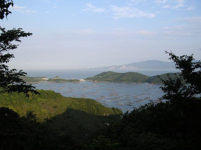 岡山県の東部の「岡山いこいの村」に1泊して来ました。<br />途中、たつの市の「世界の梅公園」、相生市の「万葉岬」へ立ち寄りました。<br />目当ての釣りはさっぱりダメでしたが、天気に恵まれました。<br />特に、たつの市「世界の梅公園」では、綺麗なアジサイが咲いていました。<br />表紙の写真はホテルの部屋からの景色です。<br /><br />6月20日に撮ったアジサイ+景色の写真をフォトアルバムにアップロードしました。<br />http://photos.yahoo.co.jp/yofujishasinf2<br />にアクセスしてご覧下さい。<br />