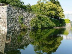 日本の旅 関西を歩く 京都・淀の淀城跡、京都競馬場