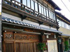 日本の旅 関西を歩く 京街道沿いの枚方の「橋本遊郭跡」