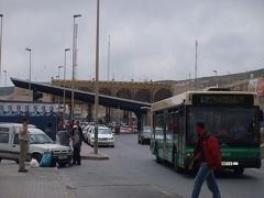 ちょっとトラブル編。バスでスペイン領セウタCeutaへ・・