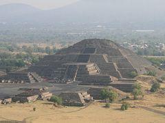メキシコ世界遺産 古代都市テオティワカンはコンクリ製?