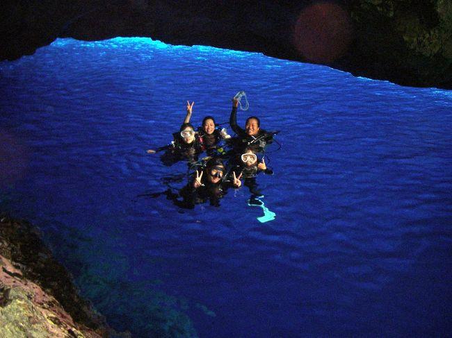 友人達とダイビング&観光ツアー。<br />自分達でコーディネートしたのでオリジナルな楽しい旅行になりました。