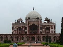 びっくりインド5日間:世界遺産フマユーン廊