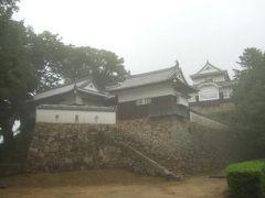 登山の山城:備中松山城