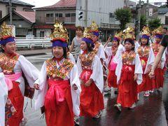 会津田島祇園祭り 神輿巡行編ー?