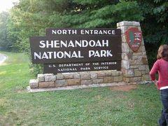 シェナンドー国立公園とワシントンDCの旅
