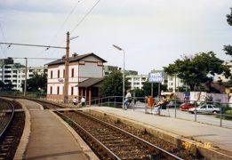 【海外1】1997年夏フィンランドラップランドオーストリア旅行1および11-ウィーン