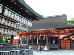京都・滋賀 1泊2日の旅【八坂神社、高台寺参拝・拝観編?】(2007年8月)