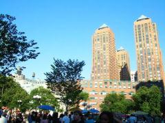 ニューヨーク 2007夏 ユニオンスクエア近くのストリートフェア