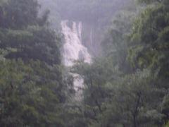 日本の滝百選◆チョコレート色の『神庭の滝』
