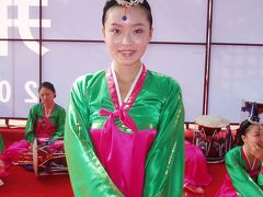 2007第2回中国延吉国際投資貿易商談会 ①開幕式