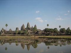 カンボジア~アンコールワット、大いなる遺跡に触れる~