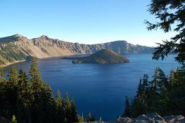 クレーターレイク国立公園 *** 北カリフォルニア~オレゴン3日間の旅 (2)