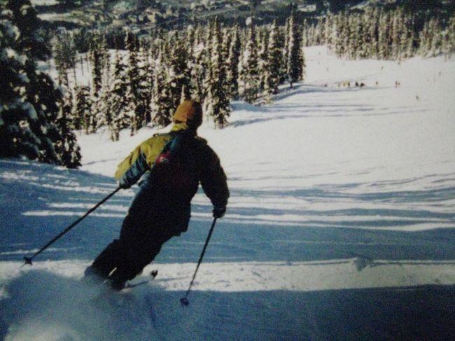 91年カナダ・ヨーロッパスキー