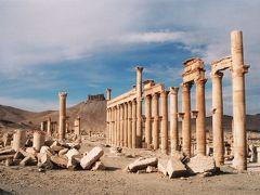 シリア・ヨルダンの旅(5)~パルミラ~