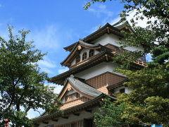 長野・諏訪高島城