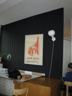 2007夏フィンランド旅行おぼえがき3 AaltoHouse訪問