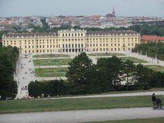 美術館巡り(9)、宮殿巡りで、ブダペスト→ウイーン・シェーンブルンデン宮殿とウイーン史美術博物館)