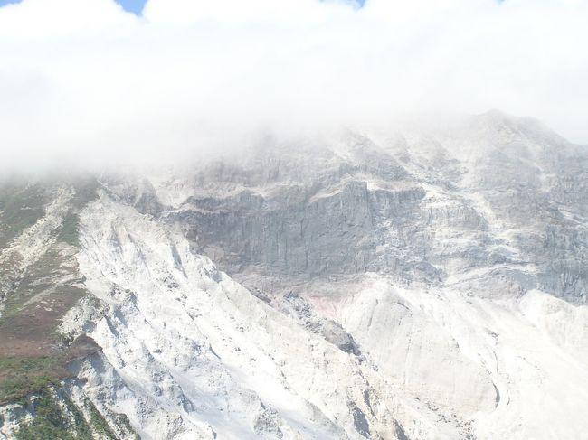 神津島の天上山(572m)は、アイガー北壁並み