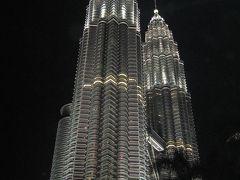 2007秋、マレーシア旅行記1(3):9月19日(3)クアラルンプール・ツインタワー