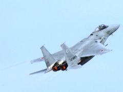 小松航空祭 −地上展示&F15戦闘機−