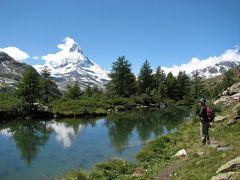 超お勧めハイキングコース(ツェルマット)
