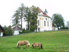 南ドイツ・ドライブの旅(その7)~ヴィース教会、オーバーアマガウ~