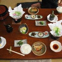 民宿美月2007秋~朝食