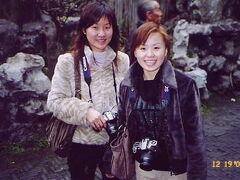 旅行会社のツアー参加・中国・上海の旅
