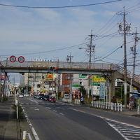 日本最古の歩道橋を渡ってきました