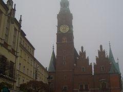 Wroclaw 接待?観光