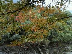 紅葉の御岳渓谷&御岳山