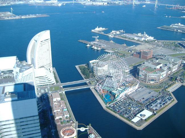 横浜にアンパンマンミュージアムができたとのことでそろそろ空いてきただろうと行ってみました。ホテルはいろいろ悩んだ末、横浜ロイヤルパークホテルの67階アーバンスパフロアに決定!<br />JTBさんの楽園というプラン(レディースプラン)で申し込みました。街側で予約していたのですがお部屋に入ってから急遽海側へ変更していただき最高の眺めでした☆ルームサービスも手ごろな料金でおいしく、スタッフの方も皆丁寧で気が付き、プールに入ったのですがきれいで日が差し明るいプールで本当にリラックスして居心地のよいホテルでした!今までで1番か2番のお気に入りになったホテルです♪アンパンマンミュージアムですが朝10時開園に行きましたがすんなりと入れました。ぬいぐるみさんやジュース屋さんなどショッピングや食事だけでも楽しめるところだと思います。