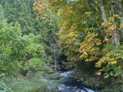 秋色の里山風景