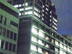千葉県庁19Fは360度パノラマ ☆木枯らし一番吹く夕暮れに