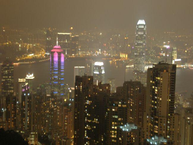 すっかり1年前の話になってしまいましたが香港旅行の写真をUPします。<br />九龍、香港島、夜景など香港観光メインコース!!