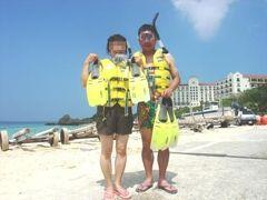 2005.9 「ホテル日航アリビラ」で過ごす、沖縄