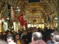 イスタンブール歴史地区−グランバザール