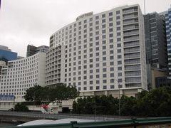 オーストラリア【4】(シドニー)宿泊ホテル「フォーポインツ・バイ・シェラトン・ダーリングハーバー」