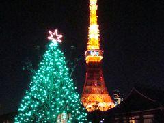 2007.11 クリスマスディズニーランドと東京 ~東京編~