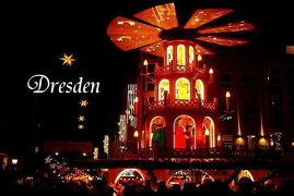 アドヴェントのドレスデン 世界最古伝統のクリスマス市